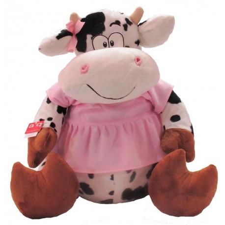 Vaca con vestido 72 y 110cm