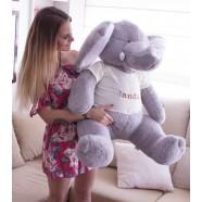 Elefante personalizable 135cm.