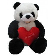 Oso panda personalizado 90 y 125cm